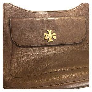 Leather Tory Burch purse